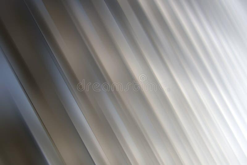 Fondo borroso abstracto del metal ilustración del vector