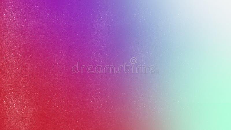 Fondo borroso extracto de la pendiente en colores brillantes Ejemplo liso colorido fotos de archivo libres de regalías