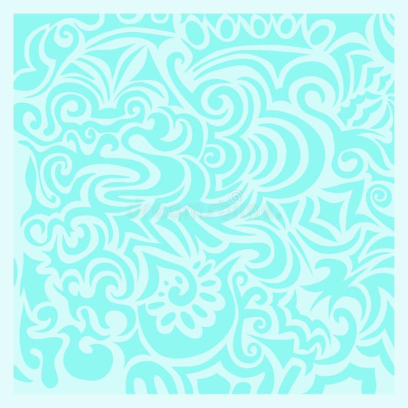 Fondo brillante azul foto de archivo libre de regalías