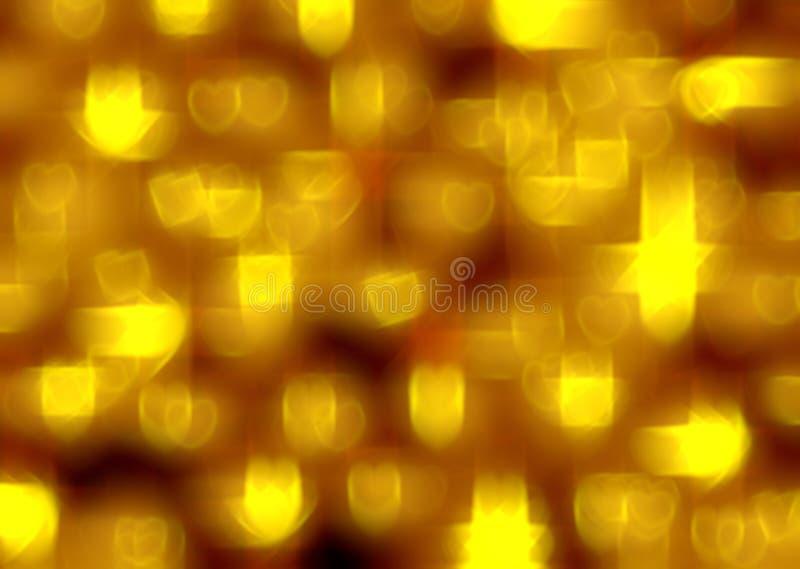 Fondo brillante de los corazones imagen de archivo libre de regalías