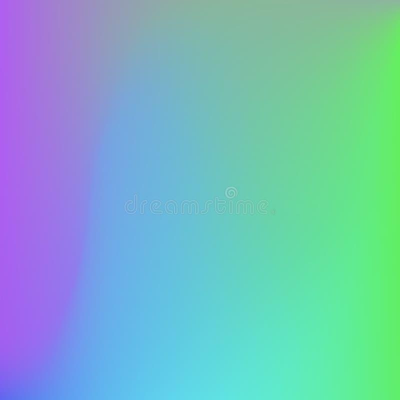 Fondo brillante del extracto de la pendiente de los colores color liso libre illustration