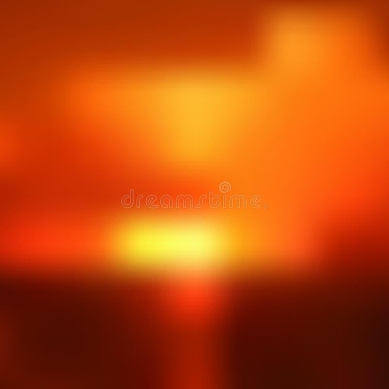 Fondo bruciato vago estratto Vettore fotografie stock libere da diritti