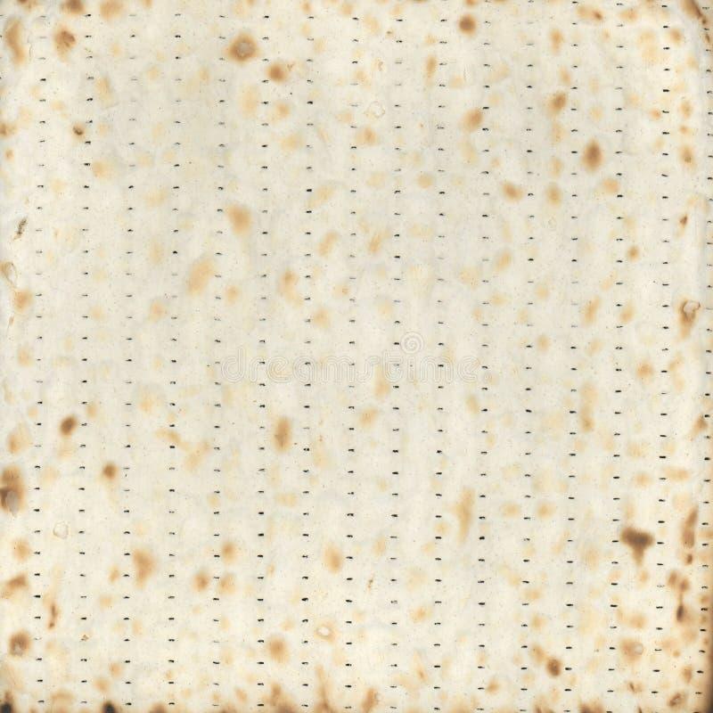 fondo cocido de la comida del pan ácimo del matzah imágenes de archivo libres de regalías