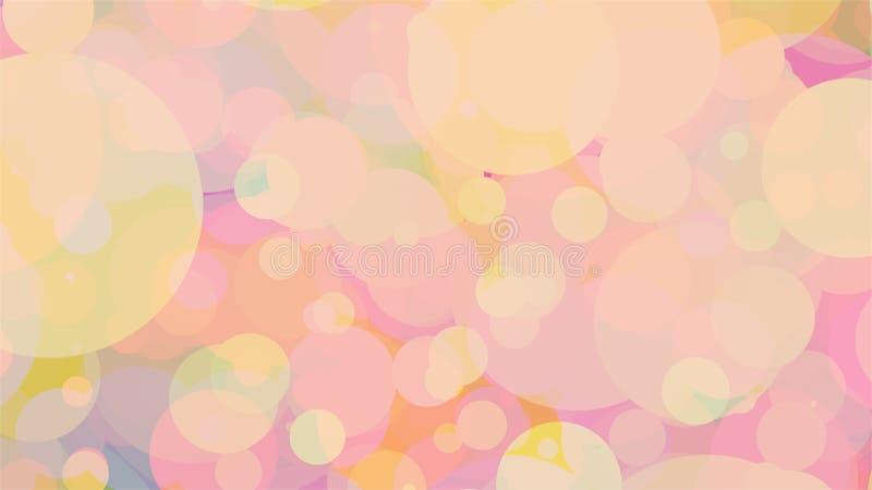 Fondo colorato - immagine astratta illustrazione di stock
