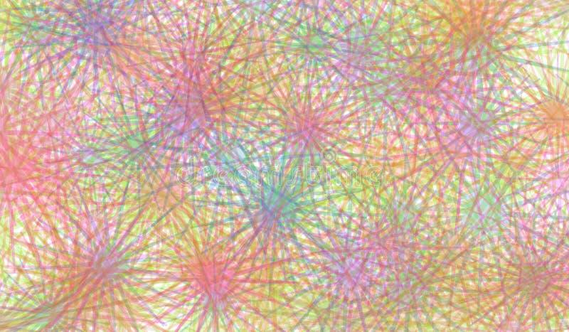 Fondo colorido abstracto del vector libre illustration