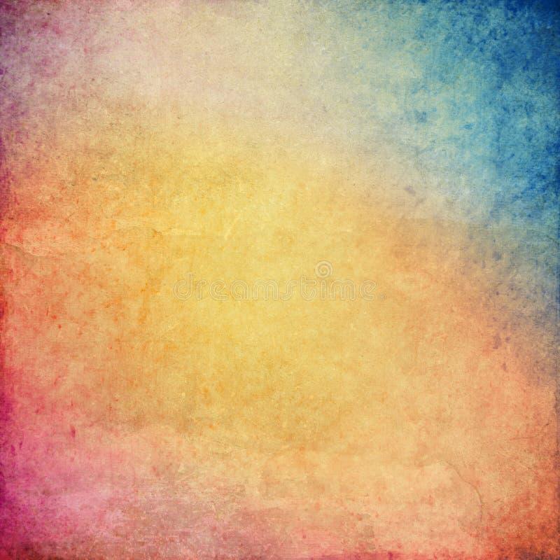 fondo colorido de Grunge libre illustration