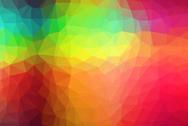 Fondo colorido de la textura stock de ilustración