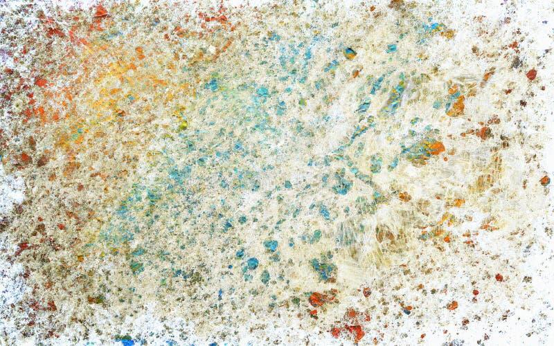 Fondo colorido 2017 de la textura del granito imagen de archivo