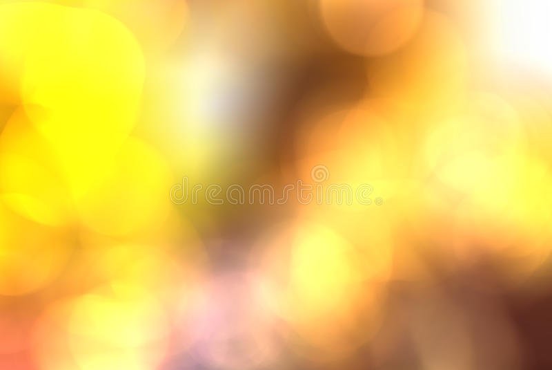 Fondo colorido del bokeh de la falta de definición foto de archivo libre de regalías