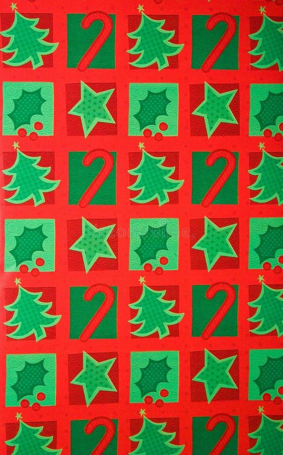 Fondo colorido del papel de embalaje de regalo de la - Papel de regalo navidad ...