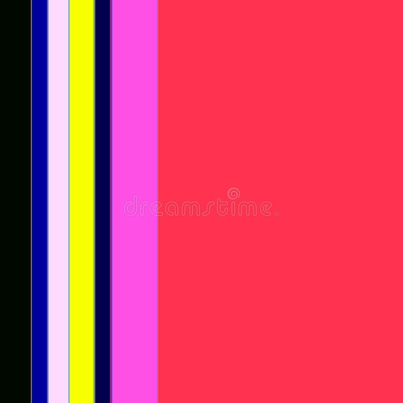 Fondo Colorido Rosado Del Marco, Diseño Abstracto Stock de ...