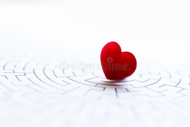 Fondo con el corazón en el Libro Blanco, espacio en blanco para el mensaje de saludo, estilo del vintage Uso de la imagen para el fotografía de archivo