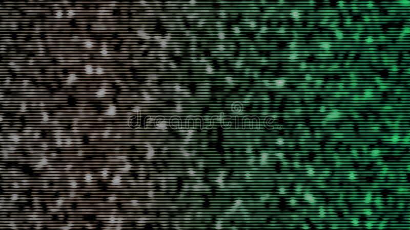 Fondo con las líneas de color Diversas sombras y grueso fotografía de archivo