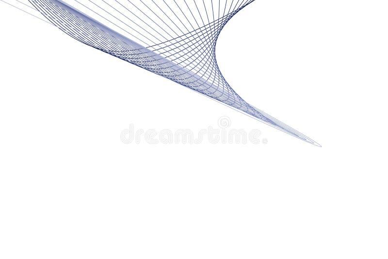 Fondo conceptual, para la página web, el diseño gráfico, el catálogo o la textura Sucio, forma, cubierta y estilo stock de ilustración