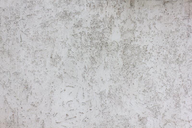 Fondo concreto agrietado de la pared de la vendimia foto de archivo