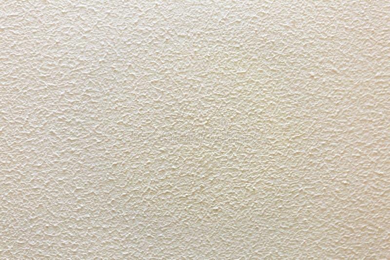 Fondo concreto di struttura della parete bianca con il modello naturale fotografie stock