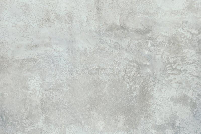 Fondo concreto di vecchio lerciume grigio della parete con struttura naturale del cemento fotografia stock