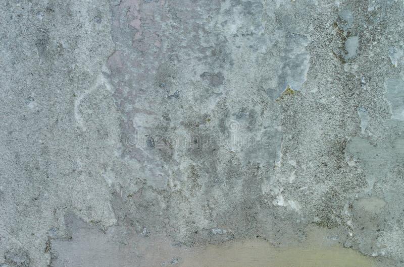 Fondo concreto gris de la textura del grunge del extracto foto de archivo