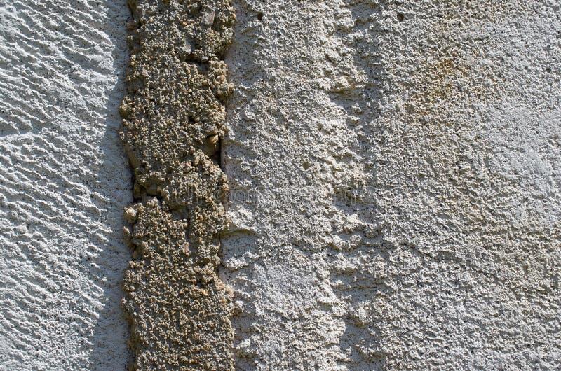 Fondo concreto gris de la textura del grunge del extracto imagenes de archivo