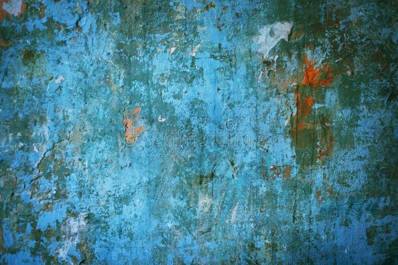 Fondo concreto multicolor imagen de archivo