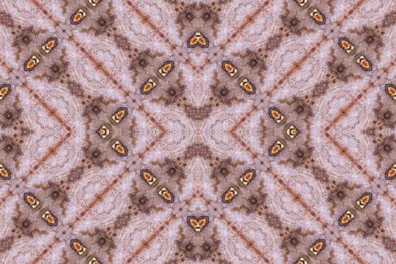 Fondo creado de las alas de la polilla fotografía de archivo