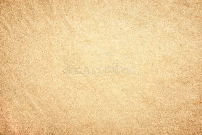 Fondo d'annata dell'oro dipinto a mano astratto immagine stock libera da diritti