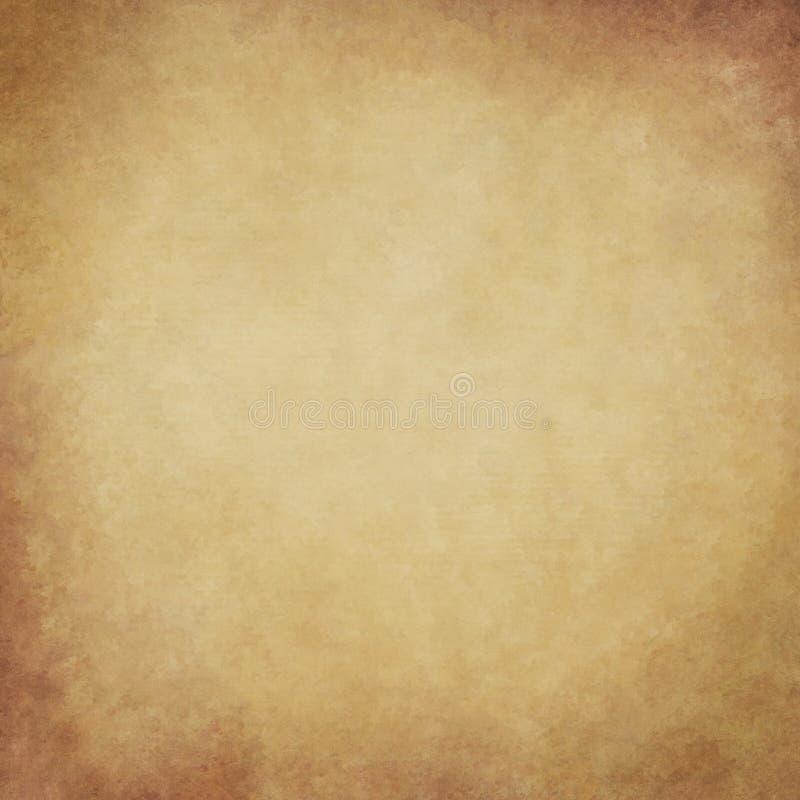 Fondo d'annata dipinto a mano dell'oro astratto fotografie stock