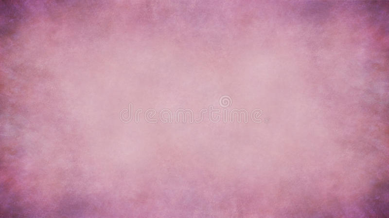 Fondo d'annata dipinto a mano rosso astratto fotografie stock libere da diritti