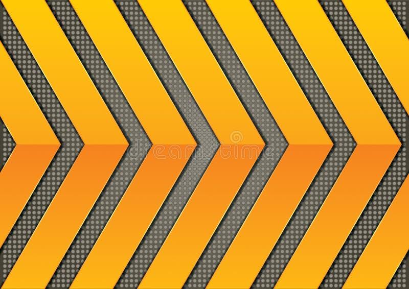 Fondo de acero abstracto ilustración del vector
