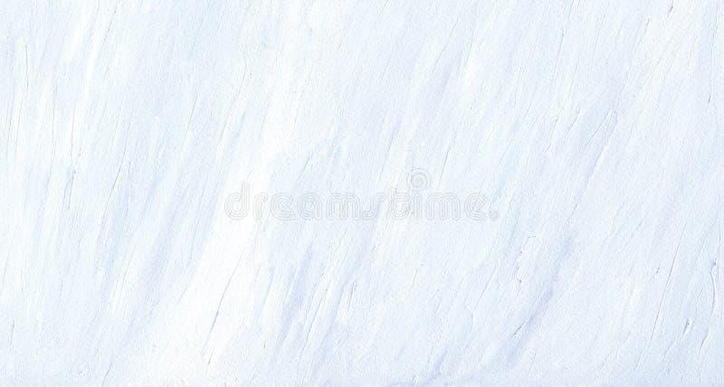 Fondo de acrílico azul claro - hecho a mano stock de ilustración