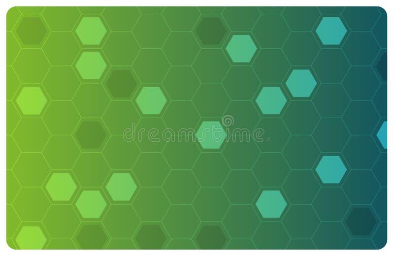 Fondo de alta tecnología abstracto del vector stock de ilustración