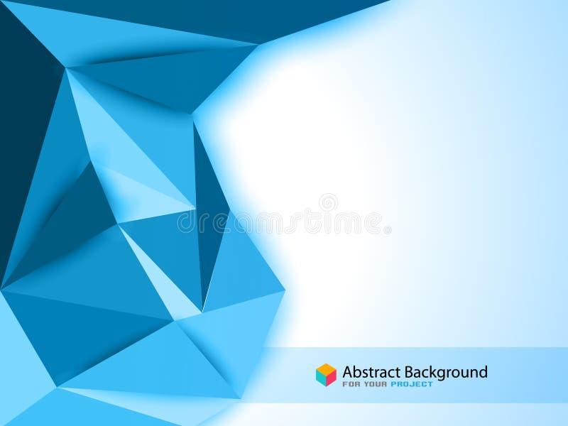 Fondo de alta tecnología abstracto para las cubiertas y los aviadores libre illustration