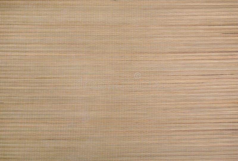Fondo de bambú cosido fotografía de archivo