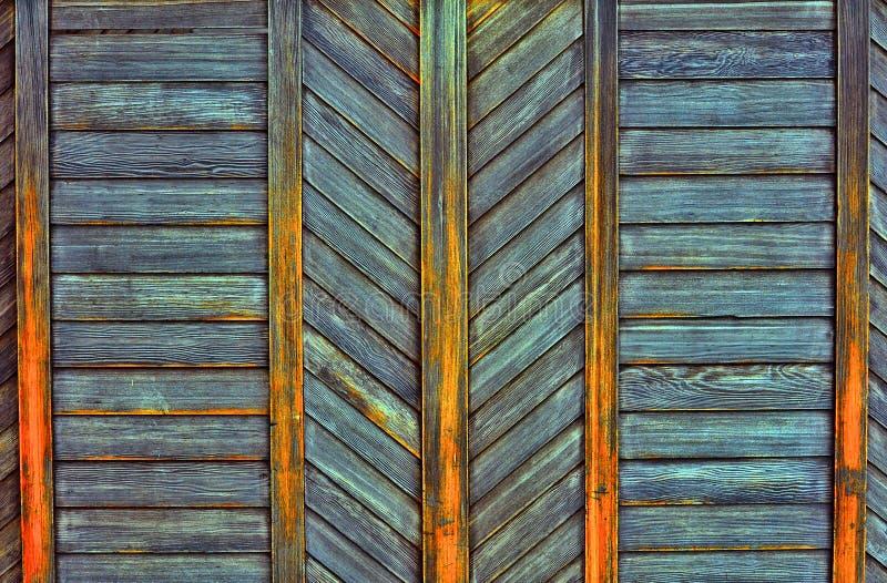 Fondo de bambú de la pared imagen de archivo