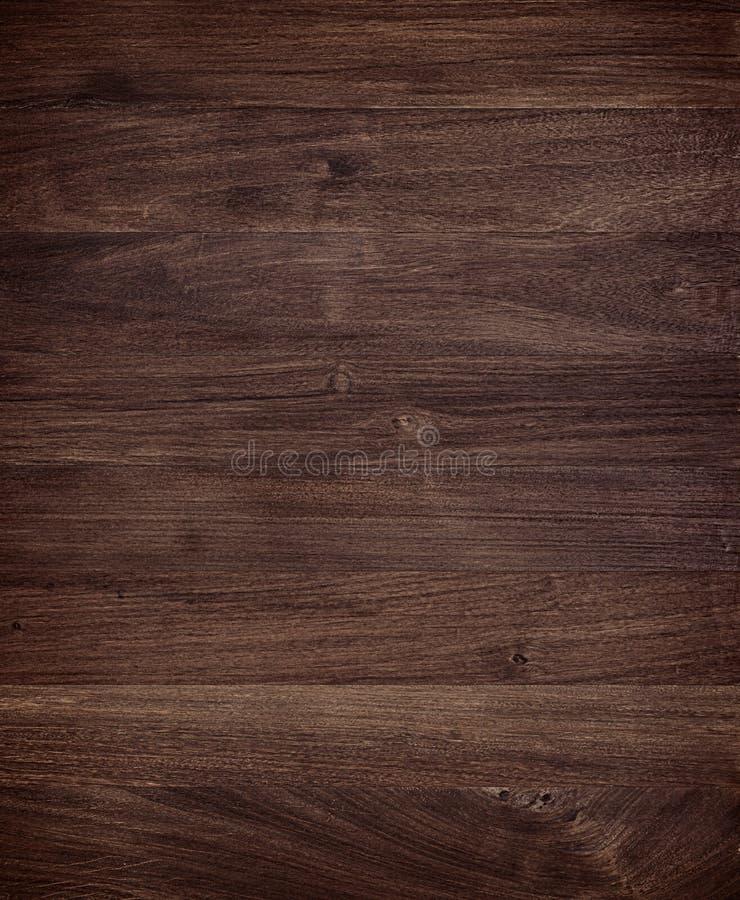 Fondo de caoba de madera oscuro de la textura imágenes de archivo libres de regalías