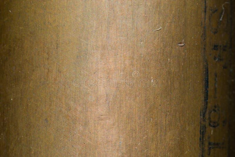 Fondo de cobre del tubo fotos de archivo libres de regalías