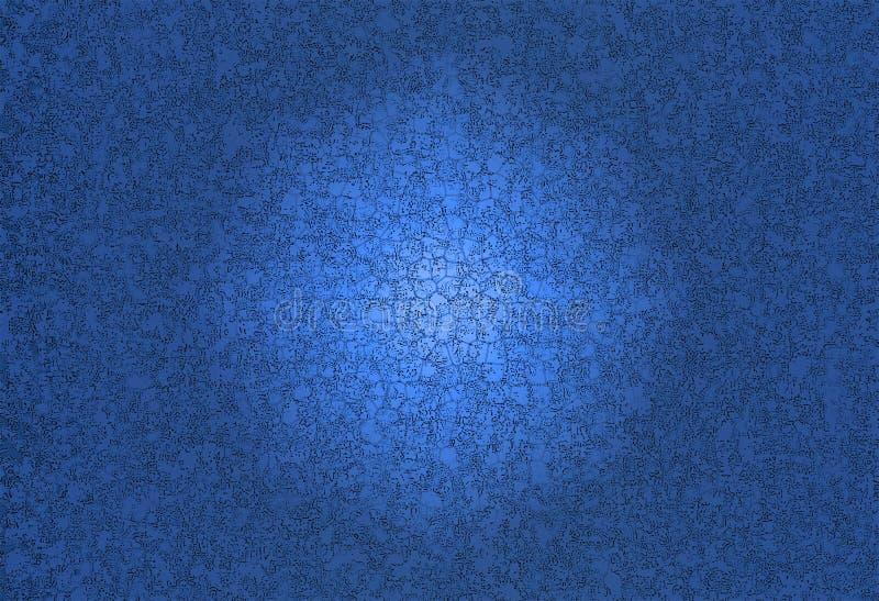 Fondo de cuero azul claro de la textura imágenes de archivo libres de regalías