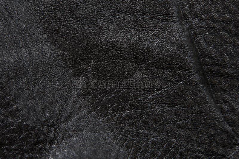 Fondo de cuero de la textura foto de archivo libre de regalías