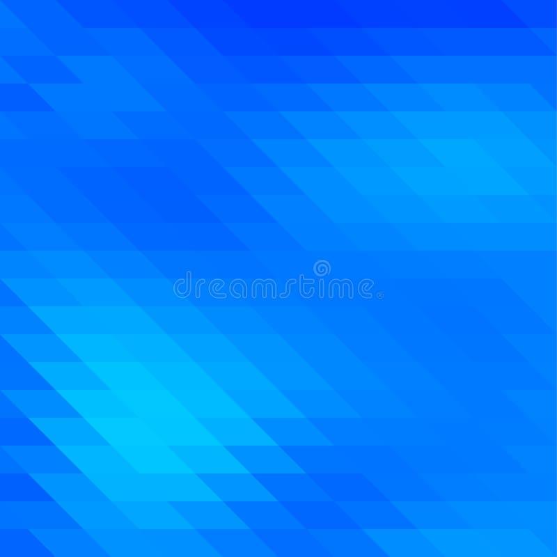 Fondo de formas geométricas Modelo retro Bandera colorida del mosaico inconformista con el lugar para su texto triángulo libre illustration