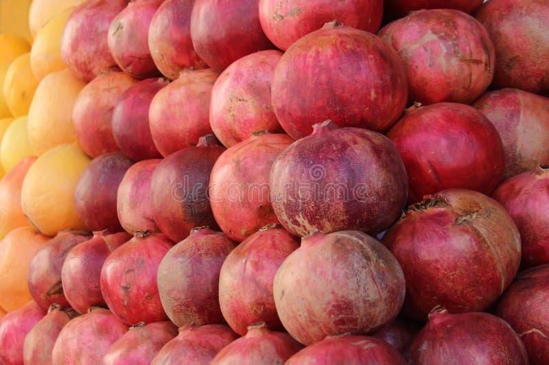 Fondo de frutas foto de archivo