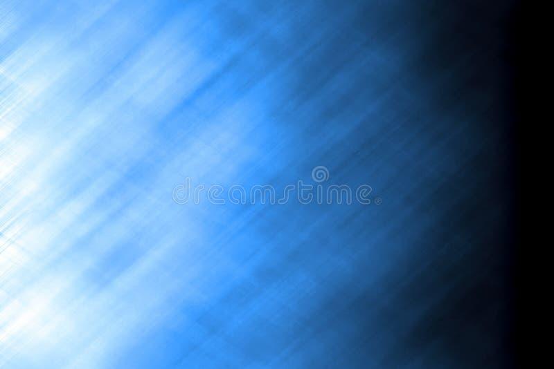 Fondo de Gradated del extracto del gris azul imagenes de archivo