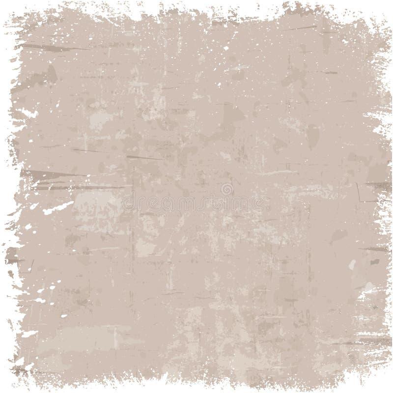 Fondo de Grunge stock de ilustración