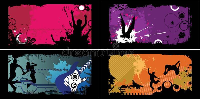 Fondo de Grunge libre illustration