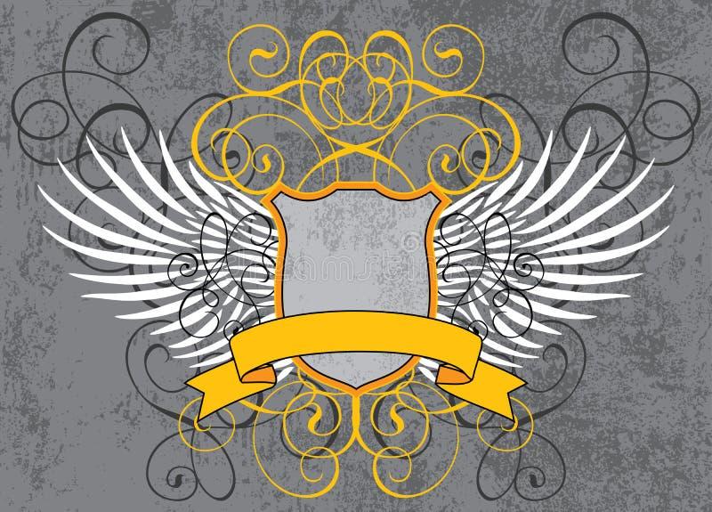 Fondo de Grunge, vector stock de ilustración