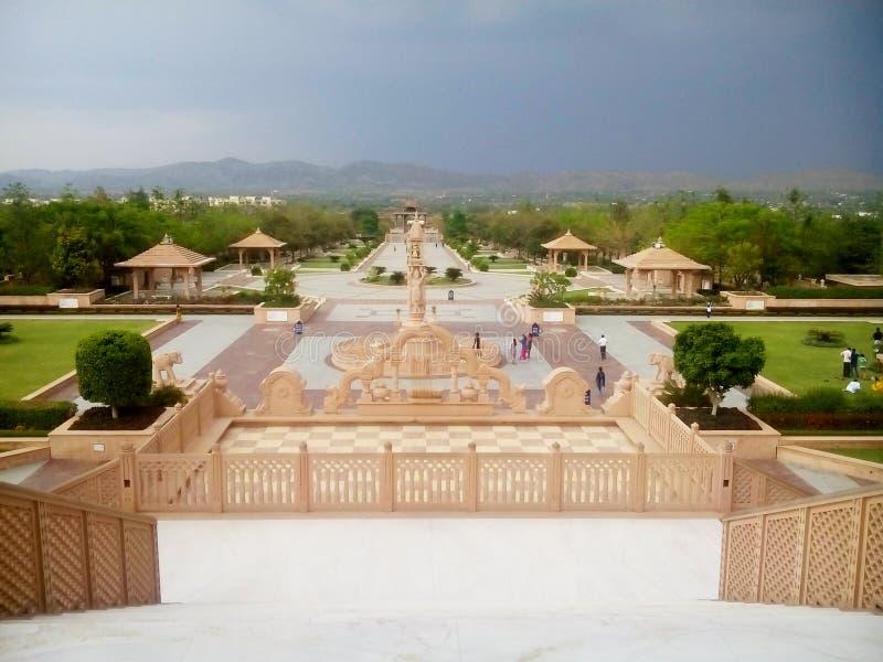 Fondo de Hd de la imagen del templo imagen de archivo libre de regalías