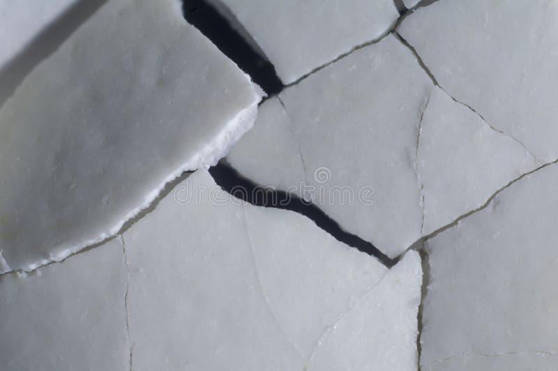Fondo de la cáscara de huevo Ascendente cercano de la macro imagenes de archivo