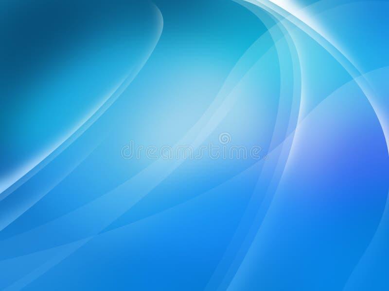 Fondo de la calina azul foto de archivo libre de regalías