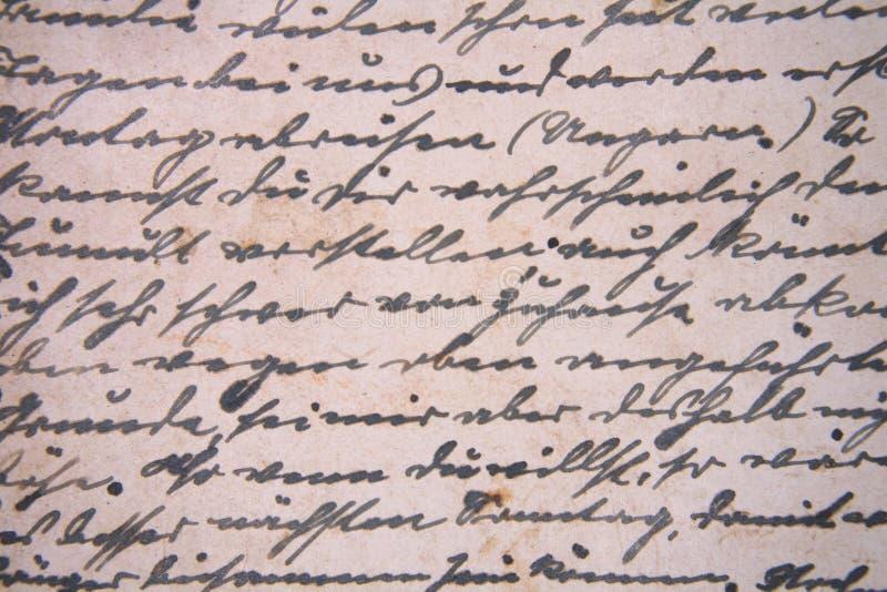 Fondo de la carta imágenes de archivo libres de regalías