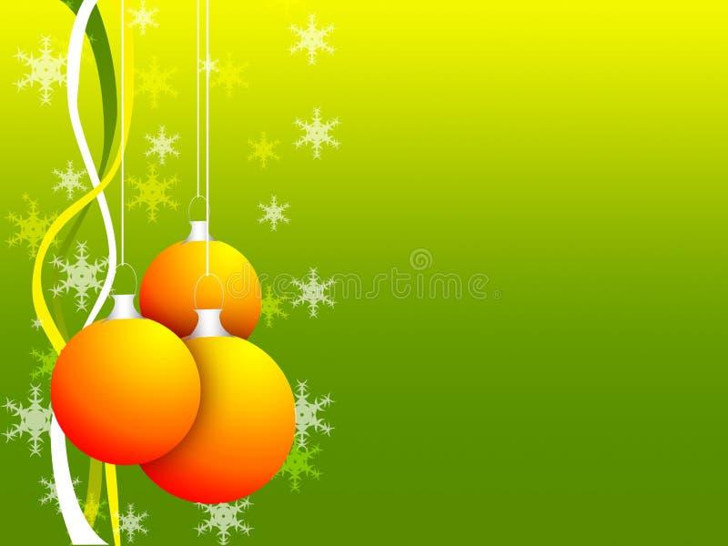 Download Fondo De La Decoración De La Navidad Stock de ilustración - Ilustración de arte, snowflake: 7275014