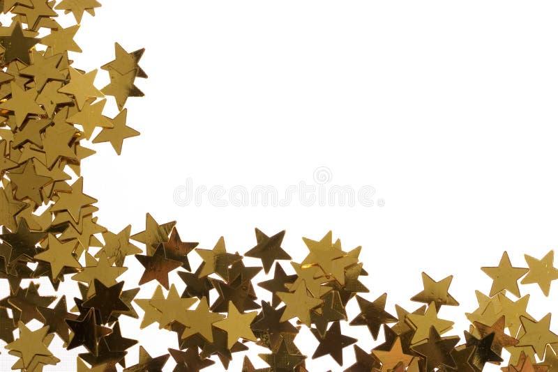 Fondo de la estrella imagenes de archivo